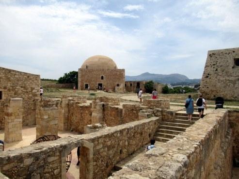 Fortezza Castle at Rethimno